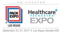 Las Vegas is Hosting Pack Expo 2017!