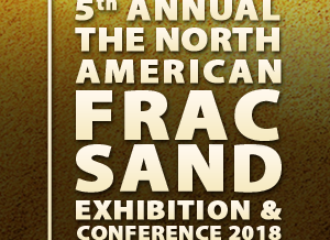 North American Frac Sand Conference 2018