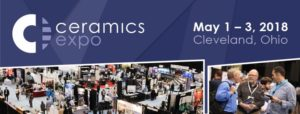 MoistTech Joins Ceramics Expo 2018 in Cleveland OH 1