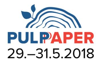 MoistTech Sensors Debuted at PulPaper Helsinki 2018