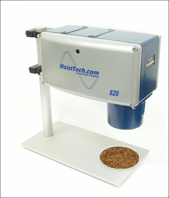 MoistTech's Tobacco Moisture Sensor