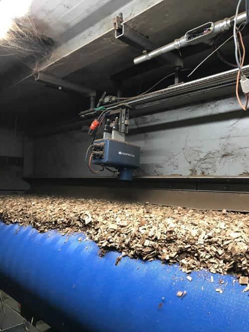 Wood Chip Moisture