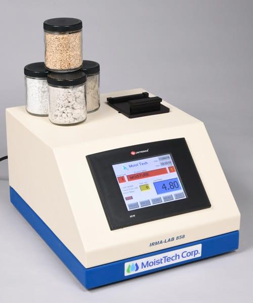 IRMA 858 Laboratory Moisture Sensor Model