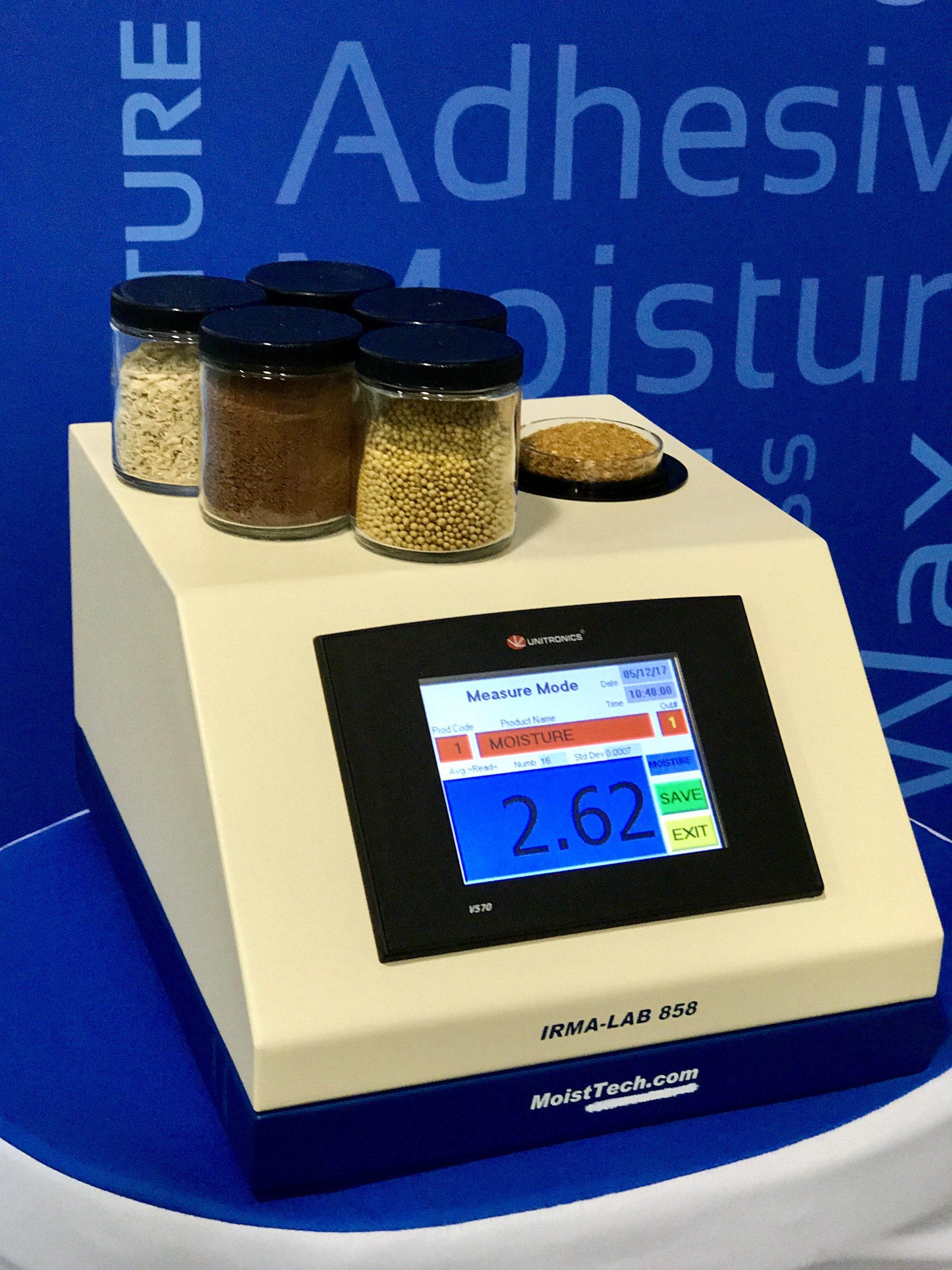 laboratory moisture sensor