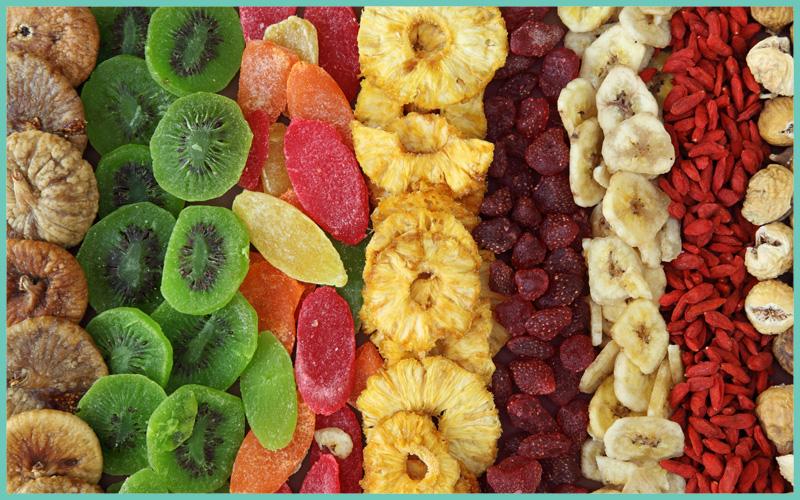 Dried Fruit & Vegetable Moisture 1
